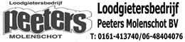 Loodgietersbedrijf Peeters Moolenschot