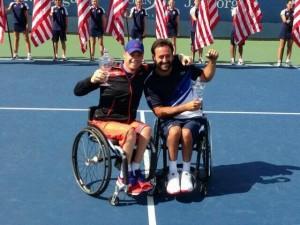 Dubbeltitel US Open 2013