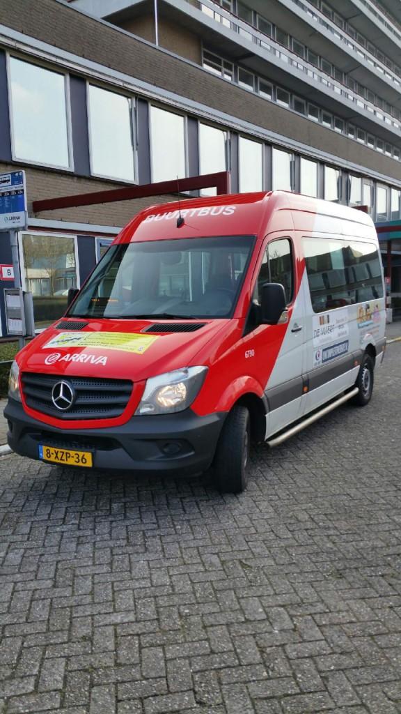 Foto buurtbus 2016